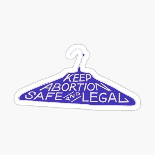 Keep Abortion Safe Sticker