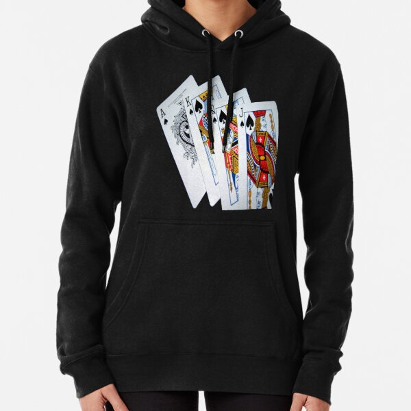 Pick a card Pullover Hoodie