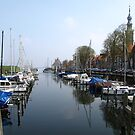 Veere Habour by Janone