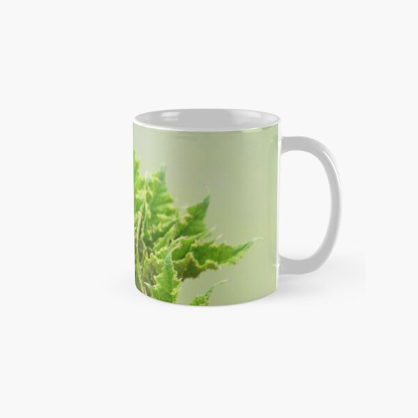 Triffids in the spring ! Classic Mug