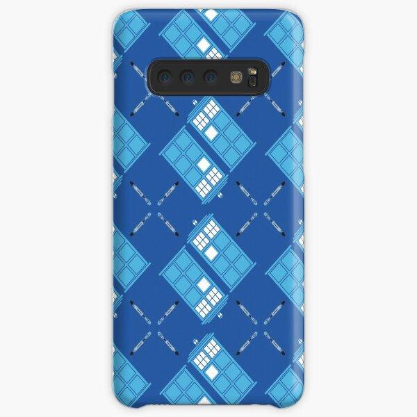 Gallifrey Argyle Samsung Galaxy Snap Case
