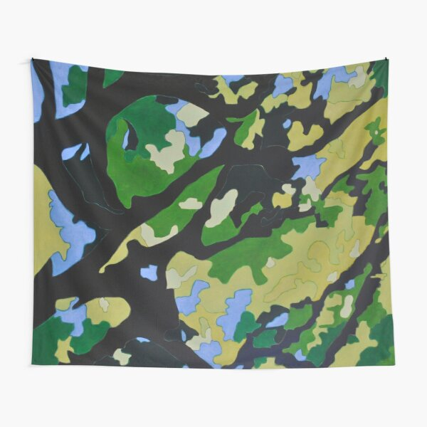 Up Fall Tapestry