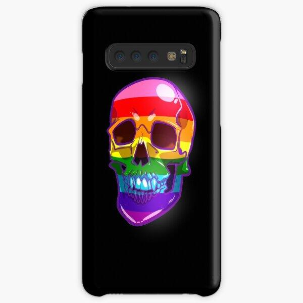 Pride Skull Samsung Galaxy Snap Case