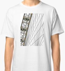 MILLENIUM WHEEL (LONDON, ENGLAND) Classic T-Shirt