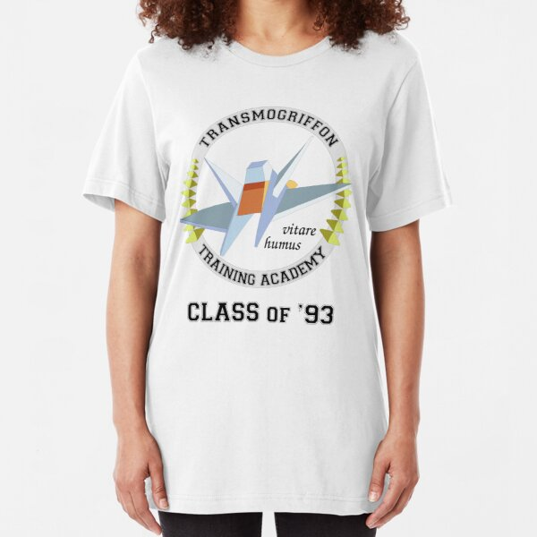 Transmogriffon Training Academy Class of '93 Slim Fit T-Shirt