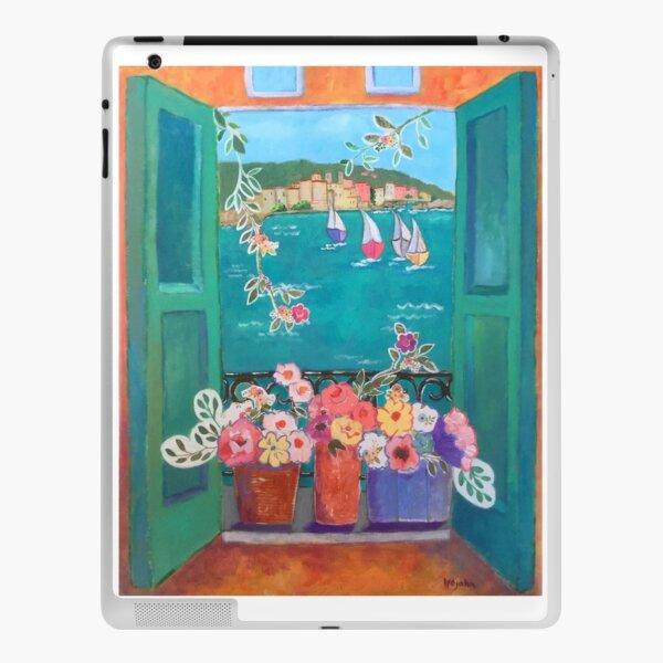 """Collioure Vue"" iPad Skin"