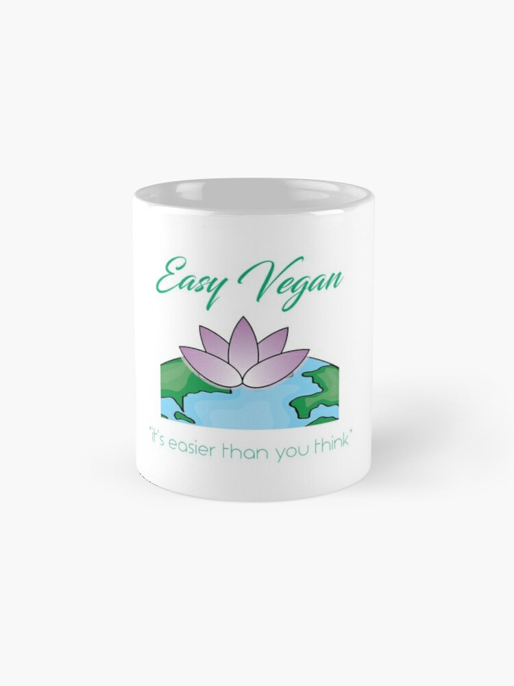Alternate view of Easy Vegan Mug