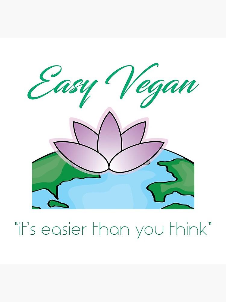 Easy Vegan by EasyVegan123