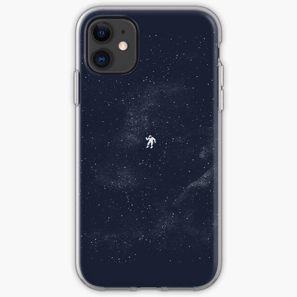 Gravity - Dark Blue iPhone Soft Case