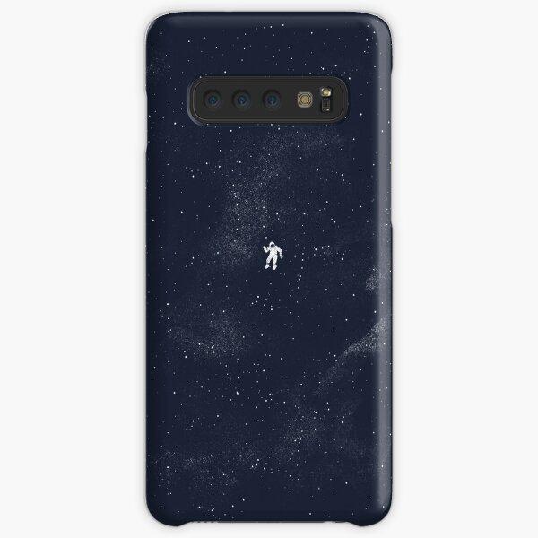 Gravity - Dark Blue Samsung Galaxy Snap Case
