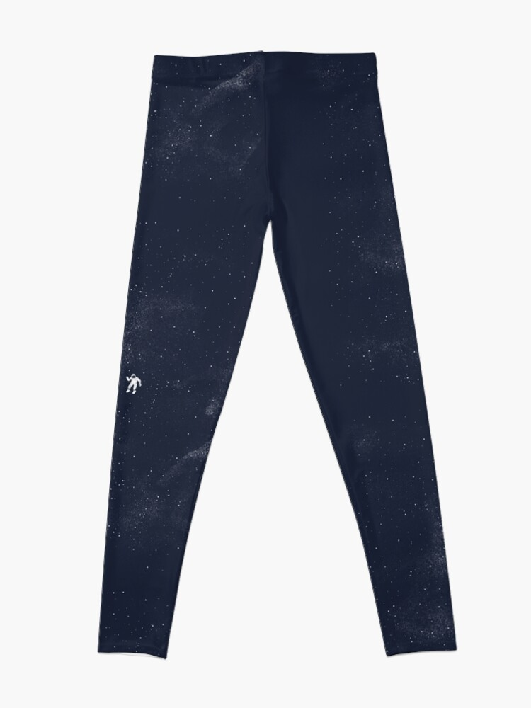 Alternate view of Gravity - Dark Blue Leggings