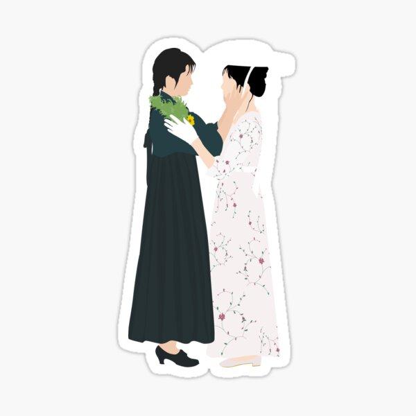 The Handmaiden - Sook-Hee and Hideko  Sticker