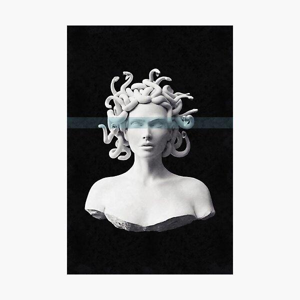 Medusa Lámina fotográfica