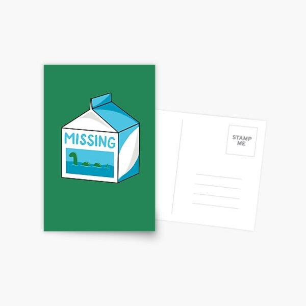 Missing Postcard