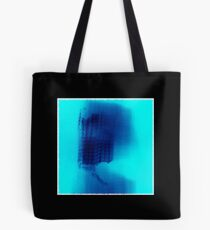 Blue Armour Protects My Soul Tote Bag