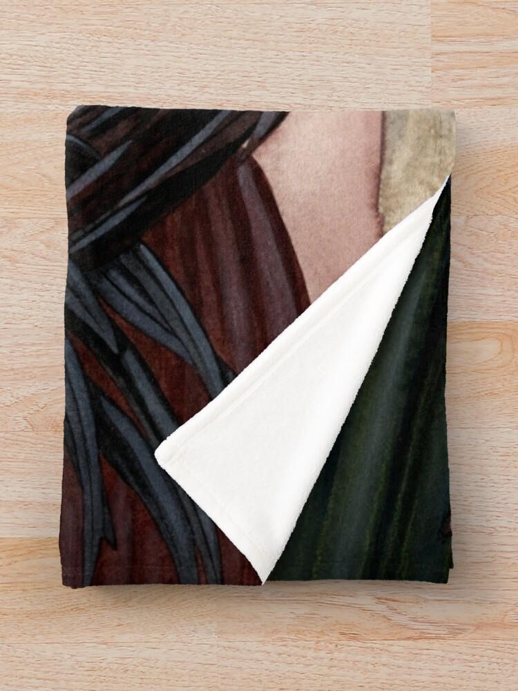 Alternate view of Sisters Throw Blanket
