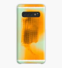 Orange Armour Protects My Soul Case/Skin for Samsung Galaxy