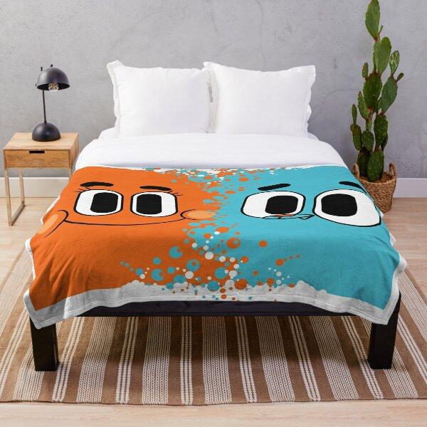 The amazing world of Gumball Throw Blanket