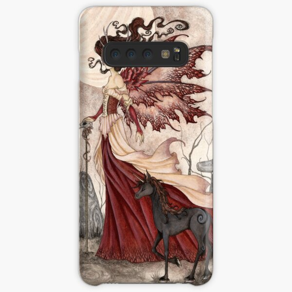 The Red Queen Samsung Galaxy Snap Case