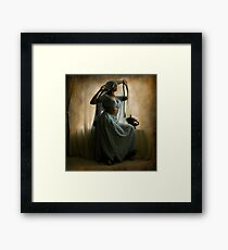 The Veil Framed Print