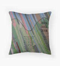 NORVILL ART PRIZE 2010 - Rouchel Magic Throw Pillow