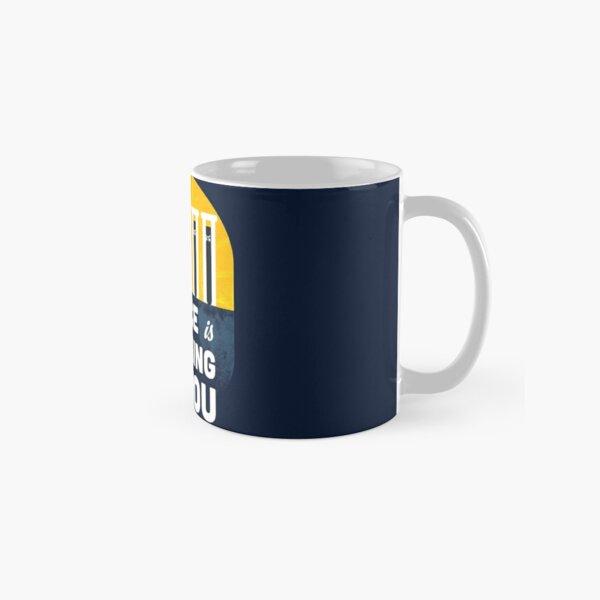 Science is Watching You Classic Mug