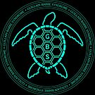 10 Year Anniversary GBS Turtle by turnerstokens