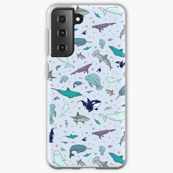 Under the Sea Samsung Galaxy Soft Case