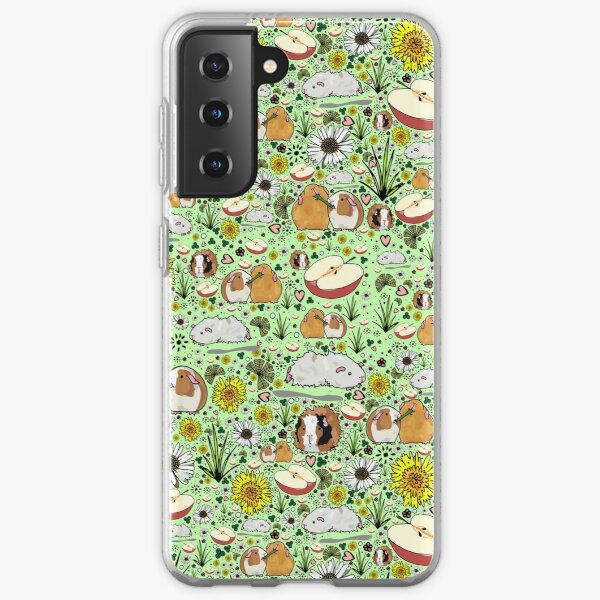Guinea Pigs Samsung Galaxy Soft Case