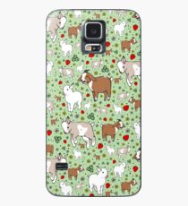 Goats Case/Skin for Samsung Galaxy