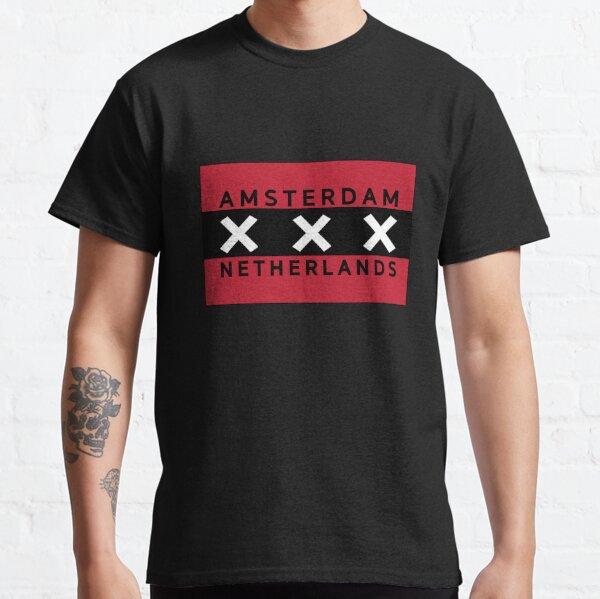 Amsterdam XXX Classic T-Shirt