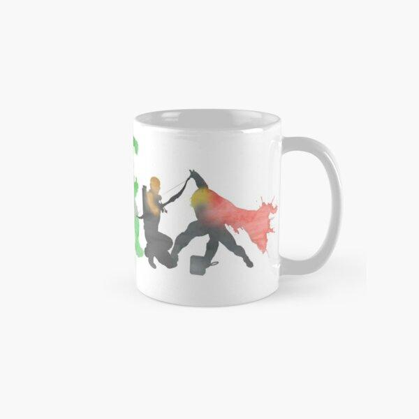 Superheros Classic Mug
