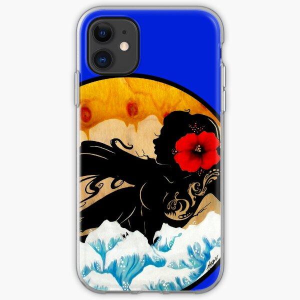 She Melts The Sun iPhone Soft Case
