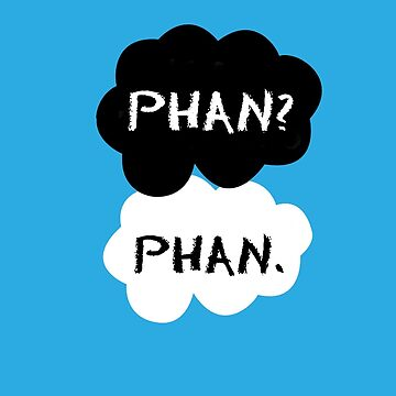Phan - TFIOS by downeymore
