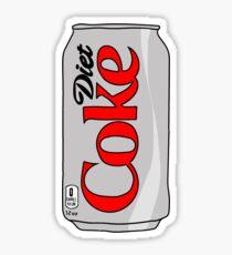 Diet coke!!  Sticker