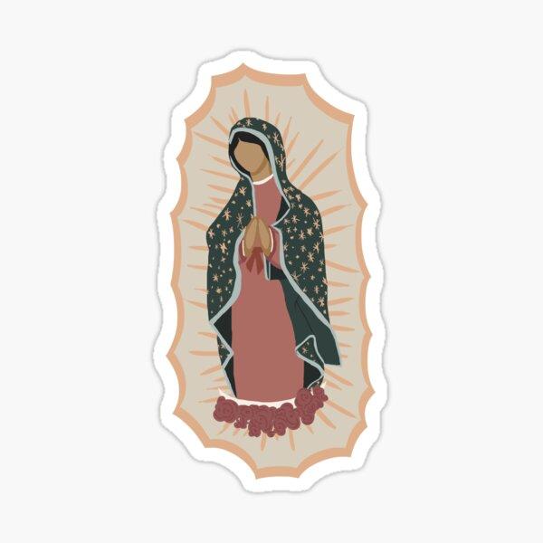 Virgen María Pegatina