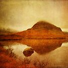 Glencoe - The beautiful Rannoch Moor by Liz Scott