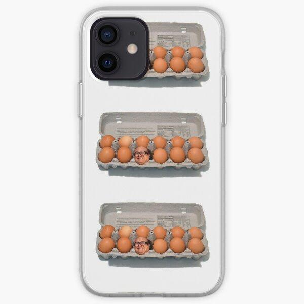 """Danny """"Egg"""" Devito iPhone Soft Case"""