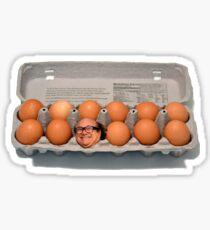 """Danny """"Egg"""" Devito Sticker"""