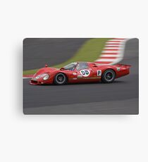 Alan Mann Racing Ford F3L Canvas Print