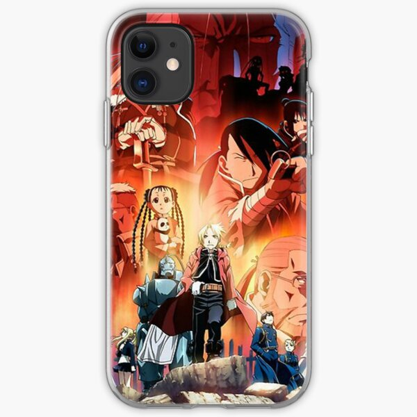 coque iphone 8 fullmetal alchemist brotherhood greed
