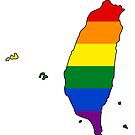 Taiwan Pride! by Sun Dog Montana