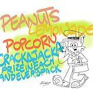 Zirkus Snacks, Anyone? by rootbeers1992