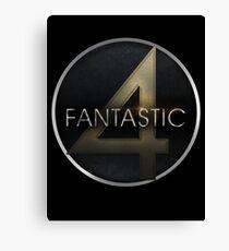 Fantastic 4 Canvas Print