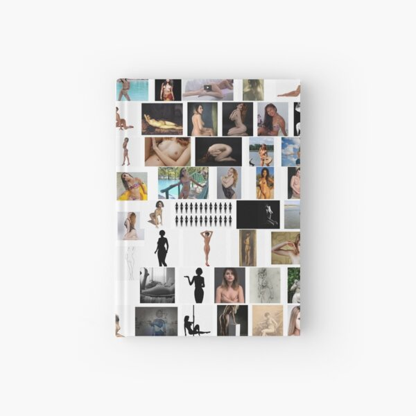 #photography #collection #art #color image typescript people square Hardcover Journal