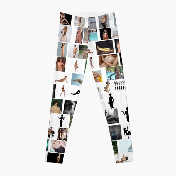 #photography #collection #art #color image typescript people square Leggings