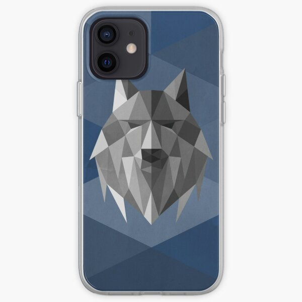 Wolf of The North iPhone Soft Case