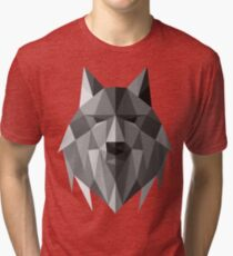 Wolf of The North Tri-blend T-Shirt