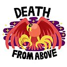 DEATH FROM ABOVE by jackteagle