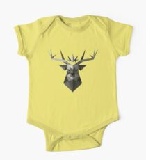 The Crowned Stag One Piece - Short Sleeve